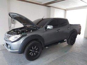 Sell 2nd Hand 2015 Mitsubishi Strada Truck at 55000 km
