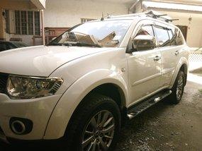 Sell White 2012 Mitsubishi Montero Sport in Muntinlupa