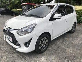 Selling Used Toyota Wigo 2018 at 36000 km