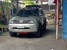 Used Toyota Fortuner 2008 Automatic Gasoline for sale