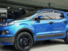 Blue 2014 Ford Ecosport for sale in Pasay