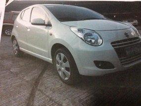 White Suzuki Celerio 2010 at 75000 km for sale