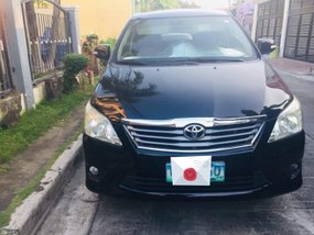 Selling Used Toyota Innova 2013 in Bacoor