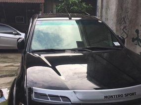 2nd Hand 2010 Mitsubishi Montero Sport for sale