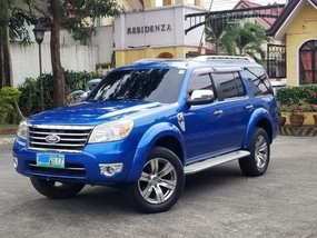 Ford Everest 2009 for sale in Quezon City