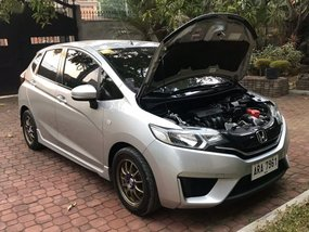 Honda Jazz 2015 for sale in Quezon City
