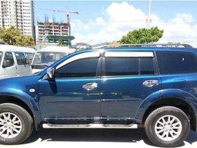 Mitsubishi Montero Sport 2011 for sale in Cebu City