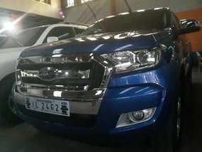 2017 Ford Ranger for sale in Manila