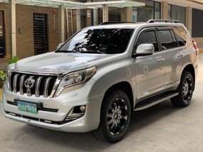 2013 Toyota Land Cruiser Prado for sale in Valenzuela