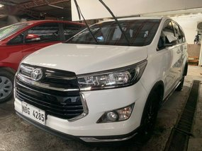 Sell White 2019 Toyota Innova in Quezon City