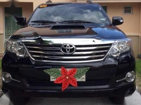 Used Toyota Fortuner 2015 for sale in Lipa