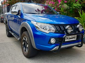 Used Mitsubishi Strada GLS-V 4x4 2016 for sale in Quezon City
