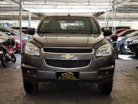 Used Chevrolet Trailblazer 2014 for sale in Makati