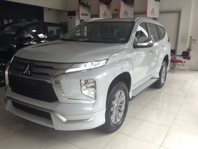 Brandnew Mitsubishi Montero Sport Automatic October White