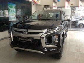 Brandnew Mitsubishi Strada October Promo Black
