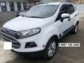 Automatic 2017 Ford Ecosport Trend for sale