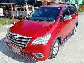 Used Toyota Innova 2.5E 2015 for sale in Marikina