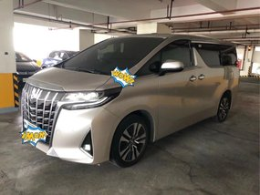 2019 Toyota Alphard for sale in Makati