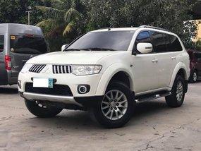 2013 Mitsubishi Montero for sale in Manila