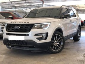 2016 Ford Explorer for sale in Manila