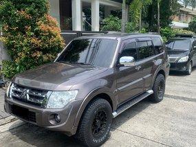 2012 Mitsubishi Pajero for sale in Quezon City