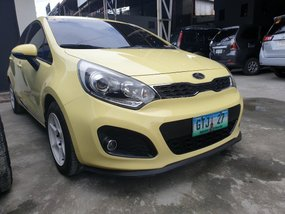 Selling Kia Rio 2013 Hatchback in Pasig