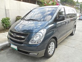 2013 Hyundai Starex for sale in Quezon City