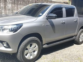 2019 Toyota Hilux for sale in Quezon City