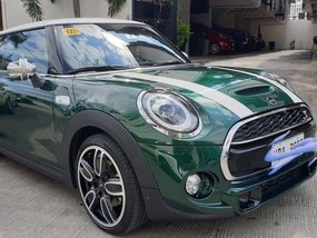 Green Mini Cooper S 2019 for sale in Taguig