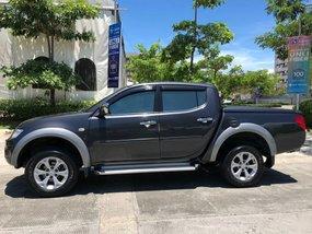 Mitsubishi Strada 2012 at 46000 km for sale in Taguig