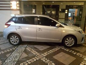 Toyota Yaris 2014 for sale in Mandaluyong