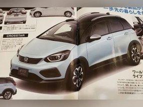 Honda Jazz 2020 images leaked days ahead of Tokyo Motor Show 2019