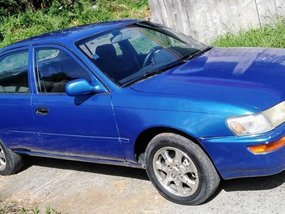 Sell Blue 1995 Toyota Corolla in Antipolo