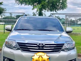 Toyota Fortuner 2012 for sale in Muntinlupa