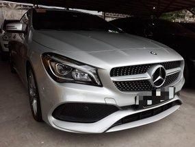 2018 Mercedes-Benz Cla-Class for sale in Manila