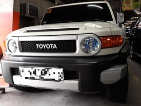 2015 Toyota Fj Cruiser for sale in Manila
