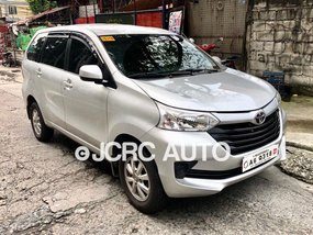 Silver 2018 Toyota Avanza for sale in Makati