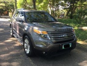 Used 2013 Ford Explorer at 51000 km for sale in Las Pinas