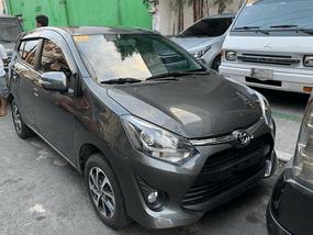 Sell 2nd Hand 2019 Toyota Wigo Manual Gasoline