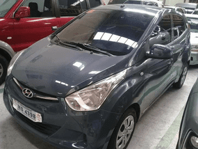 Used Hyundai Eon 2017 for sale in Quezon City