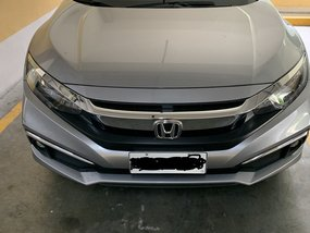 Selling Silver Honda Civic 2019 Automatic in Makati