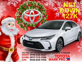 Brand New 2020 Toyota Corolla Altis for sale in Mandaluyong