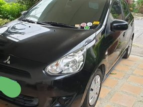 Black Mitsubishi Mirage 2014 for sale in Santa Rosa