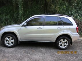 2004 Toyota RAV4 for sale in Antipolo