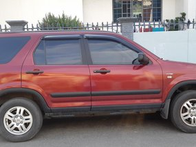 For Sale Used Honda CR-V 2002 (Batangas City)