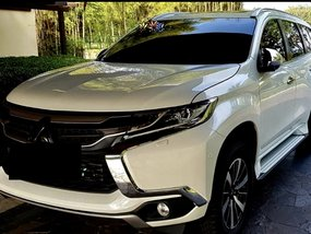 2017 Mitsubishi Montero Sport GLS Automatic Diesel for sale in Quezon City