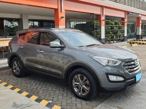 Hyundai Santa Fe 2013 at 103000 km for sale