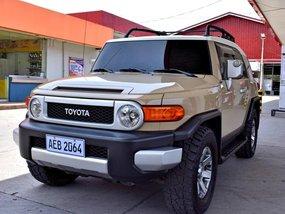2016 Toyota Fj Cruiser for sale in Lemery