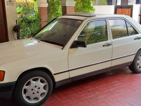 1986 Mercedes-Benz 190 for sale in Makati