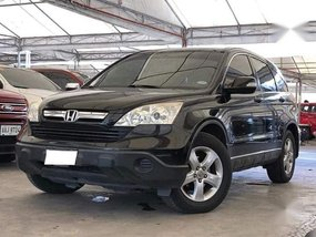 Selling Black Honda Cr-V 2008 in Manila